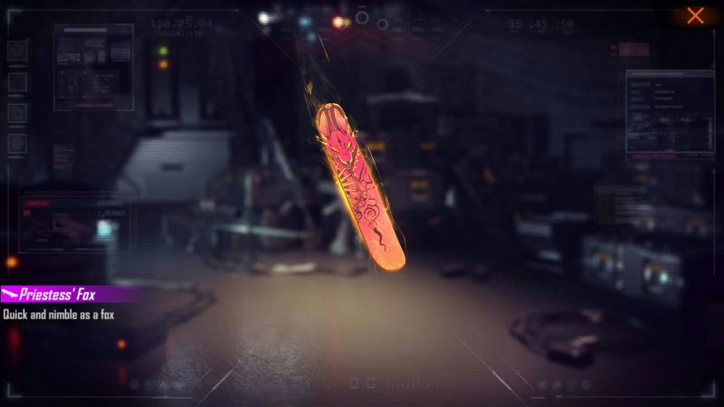 Priestess' Fox Surfboard is the reward for the latest redeem code (Image via Free Fire)