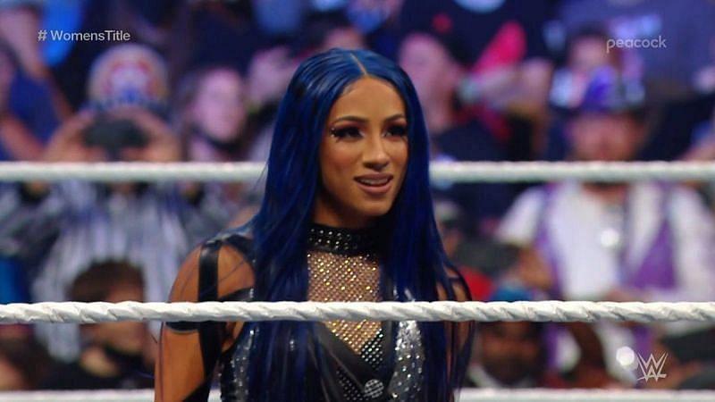 WWE सुपरस्टार साशा बैंक्स ने दिया बड़ा बयान