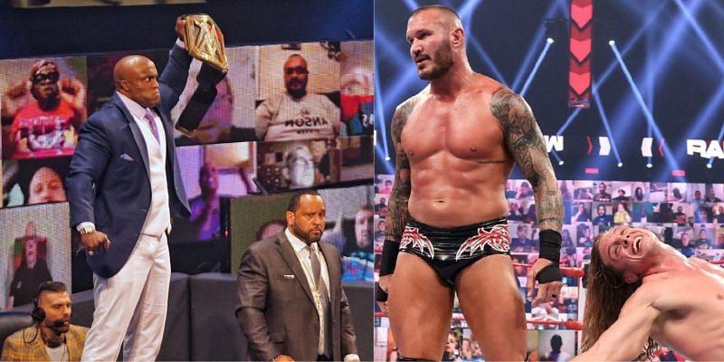WWE Raw में रैंडी ऑर्टन और बॉबी लैश्ले का मैच होगा