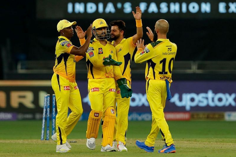 CSK are on the verge of qualifying for the IPL 2021 playoffs [P/C: iplt20.com]