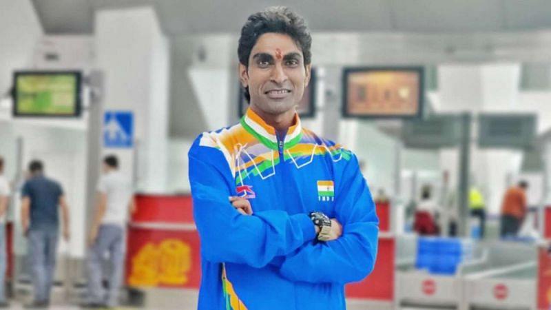 Tokyo Paralympics - भारत के प्रमोद भगत बैडमिंटन सिंगल्स के सेमीफाइनल में पहुंचे