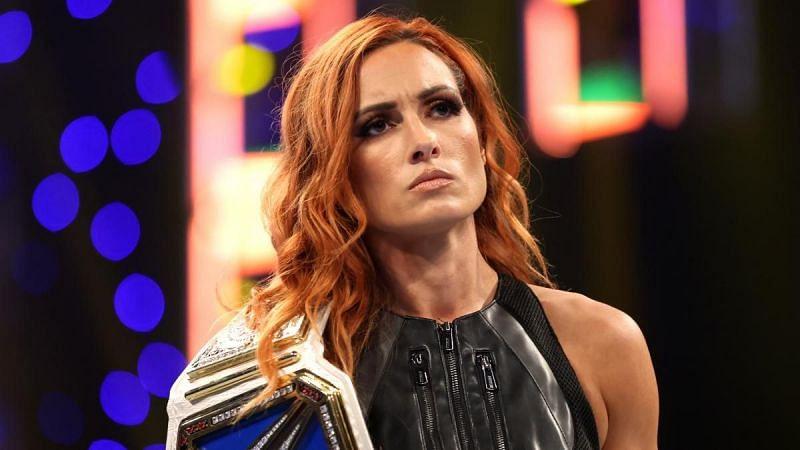 WWE Extreme Rules में होगा बैकी लिंच का मैच