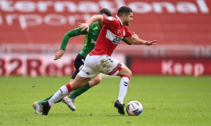 Sam Morsy will be a huge miss for Middlesbrough