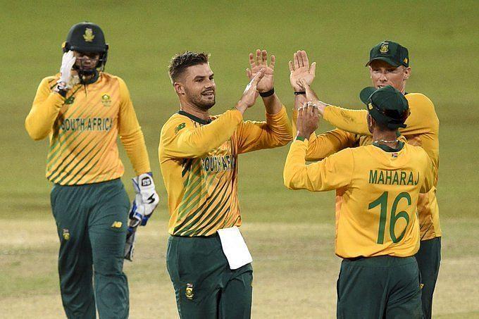 दक्षिण अफ्रीका ने हर विभाग में बेहतर खेल दिखाया