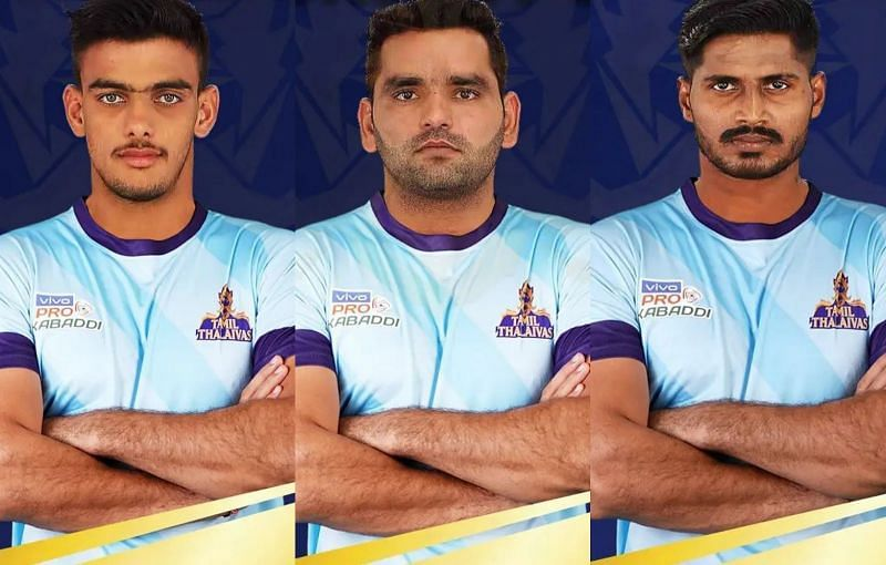 Tamil Thalaivas will look to start afresh in PKL 8 with a revamped side.