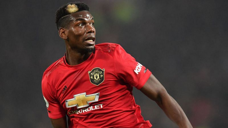 Pogba has managed to earn the trust of fans with his recent performances (Image via Manchester United)