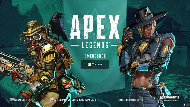 List of top 5 characters in Apex Legends Season 10. (Image via Respawn Entertainment)