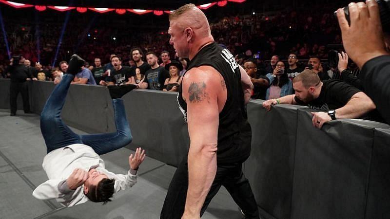 WWE में परिवार पर अटैक करना भी एक कहानी का हिस्सा होता है