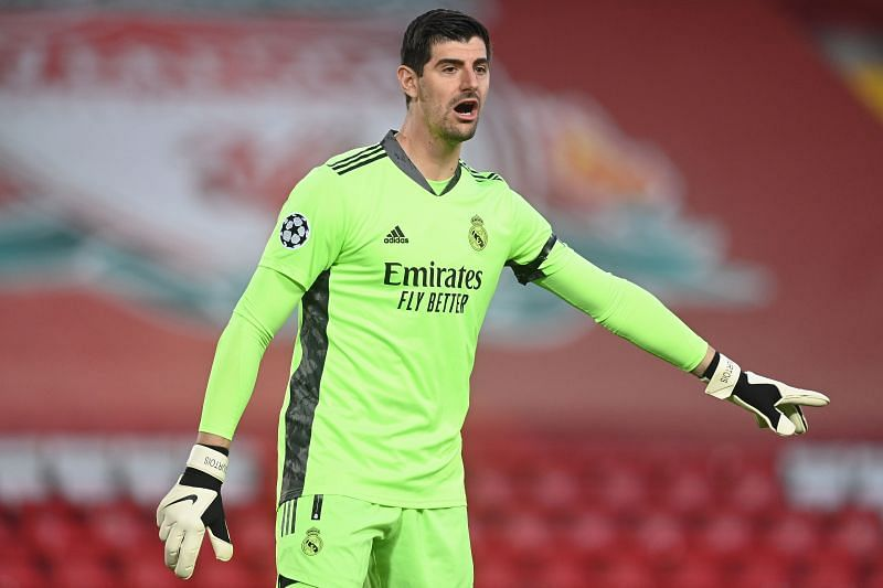 Thibaut Courtois has been a key player for Real Madrid.
