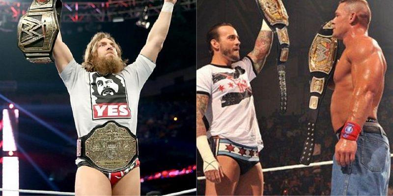 AEW में पूर्व WWE दिग्गज सीएम पंक और डेनियल ब्रायन हाल ही में कदम रख चुके हैं