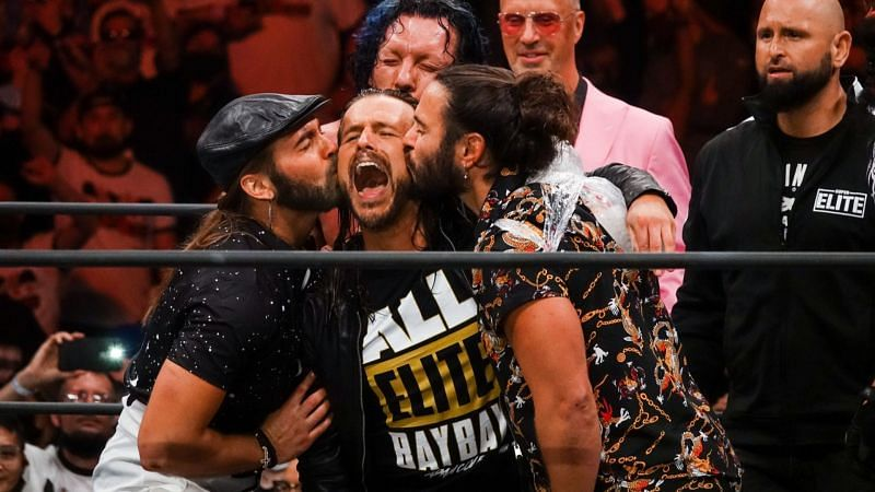Adam Cole made his AEW debut at All Out and turned heel