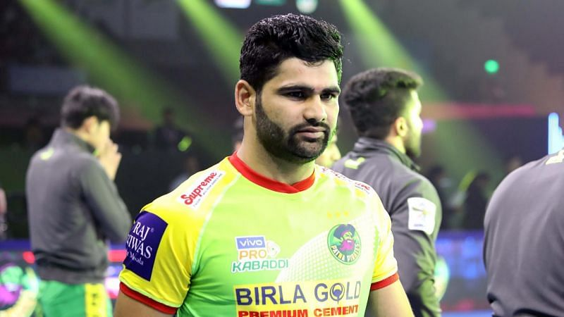Pardeep Narwal achieved another record at the PKL Auction 2021.