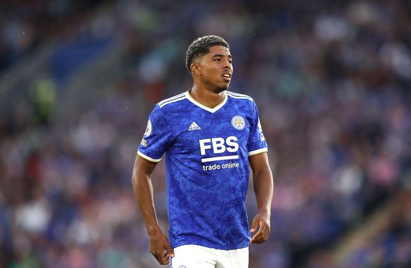 Fofana endured a season-ending injury in Leicester's pre-season