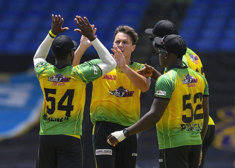 जमैका की शानदार जीत (Photo Credit - CPL)