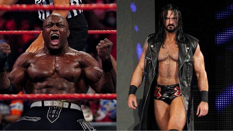 WWE चैंपियन बॉबी लैश्ले के टाइटल के लिए ड्रू मैकइंटायर बड़ा खतरा साबित हो सकते हैं
