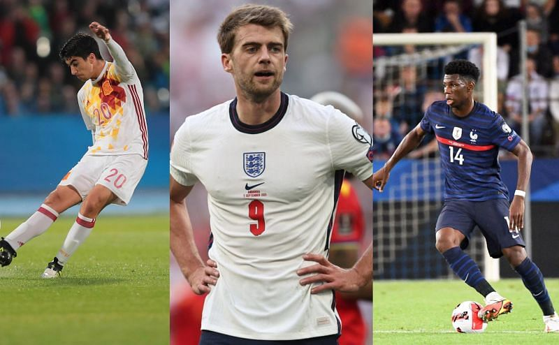 New faces on the international stage