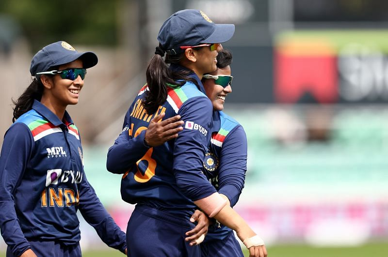 England v India - Women's Third One Day International