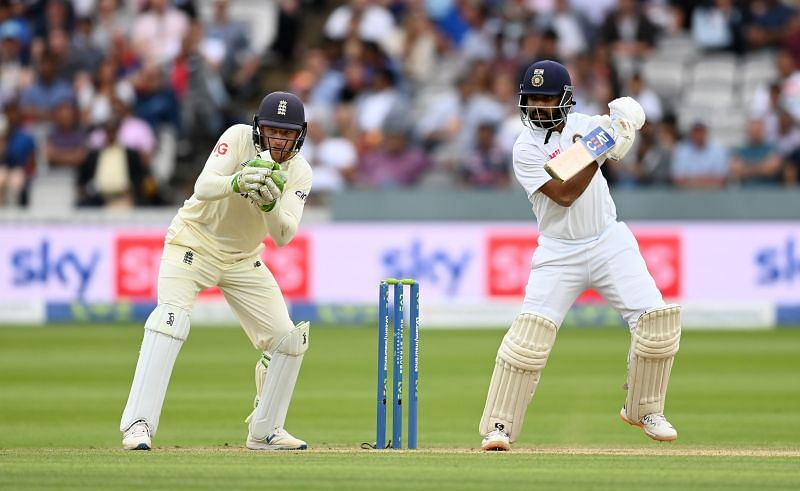 England v India - Second LV= Insurance Test Match: Day Four