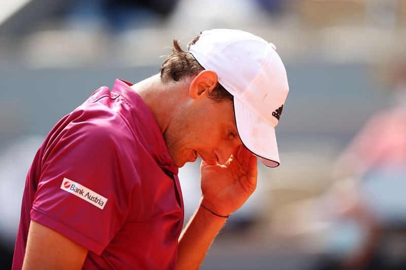 Dominic Thiem struggled with physical and mental issues in 2021