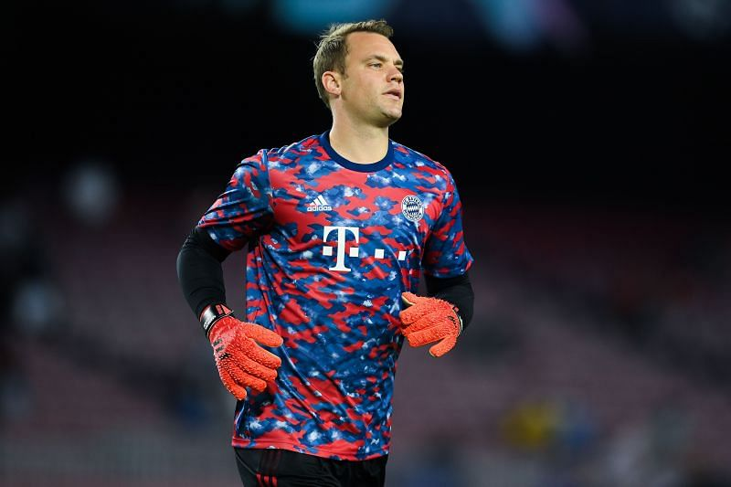 Manuel Neuer has been a standout performer for club and country.