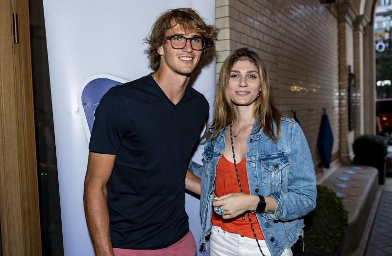 Olga Sharypova has decided not to press domestic violence charges against Alexander Zverev