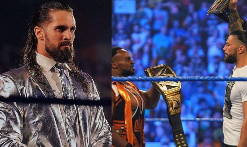 WWE SmackDown में बिग ई का हुआ बुरा हाल, रोमन रेंस को भी मिली धमकी