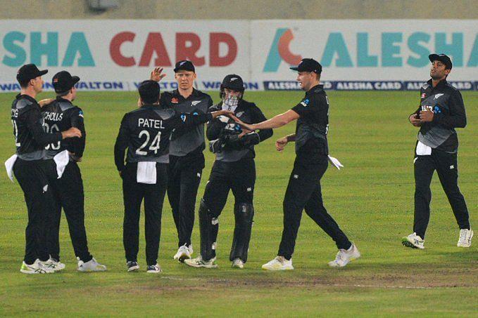 न्यूजीलैंड के गेंदबाजों ने इस बार मेजबान टीम को मौका नहीं दिया