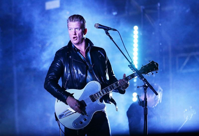 Domestic troubles are brewing for Josh Homme (Image via Getty Images)