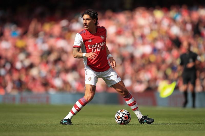 Arsenal briefly contemplated a swap deal involving Hector Bellerin and Emerson Royal