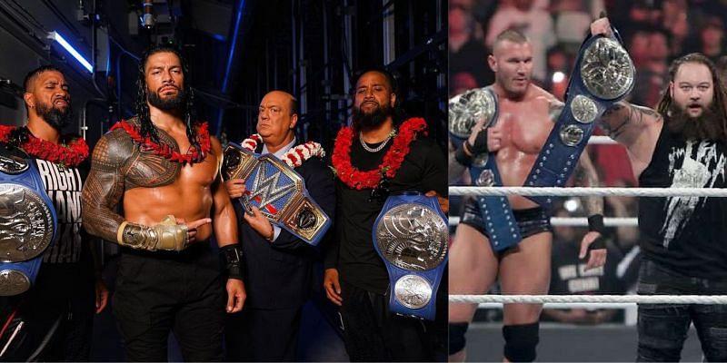 WWE में कई सारे सुपरस्टार्स SmackDown टैग टीम चैंपियंस रह चुके हैं