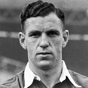Jack Rowley in his 17 years as a Manchester United player