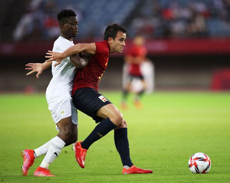Spain v Cote d'Ivoire: Men's Football Quarterfinal - Olympics: Day 8