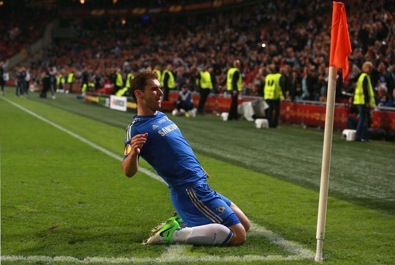 Ivanovic was Chelsea's unsong hero during his Stamford Bridge days