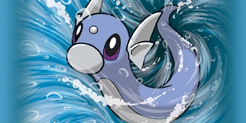 Dratini has been a fan-favorite Pokemon dating back to Generation I due to its appearance and its evolution into Dragonite (Image via The Pokemon Company).