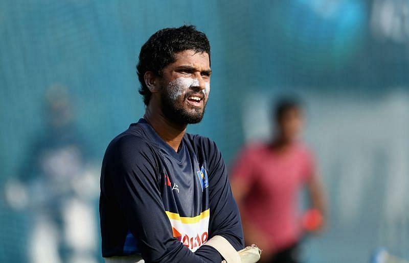 दिनेश चंडीमल की अचानक श्रीलंकाई टीम में हुई वापसी