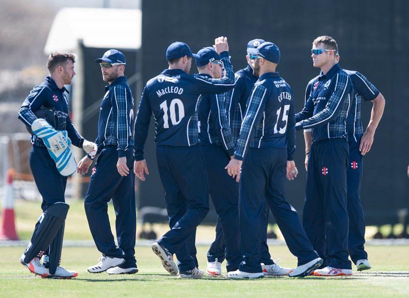 स्कॉटलैंड की टीम में कई बेहतरीन खिलाड़ी मौजूद हैं (Photo Credit - Cricket Scotland)