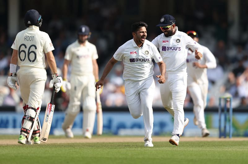 England v India - Fourth LV= Insurance Test Match: Day Five