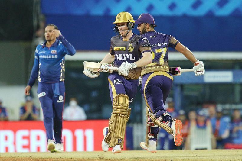 Kolkata Knight Riders will play against the Mumbai Indians in their next IPL 2021 match (Image Courtesy: IPLT20.com)