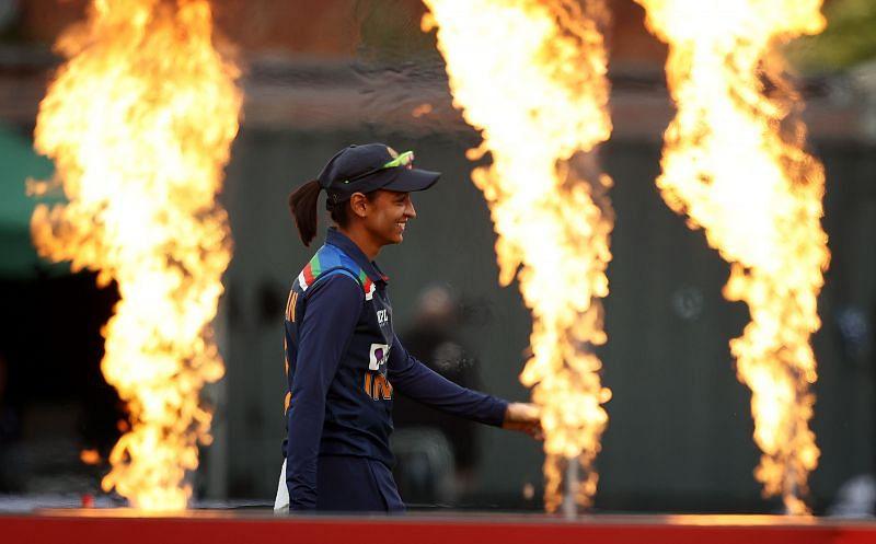 Harmanpreet Kaur is the captain of the Indian women's T20I cricket team