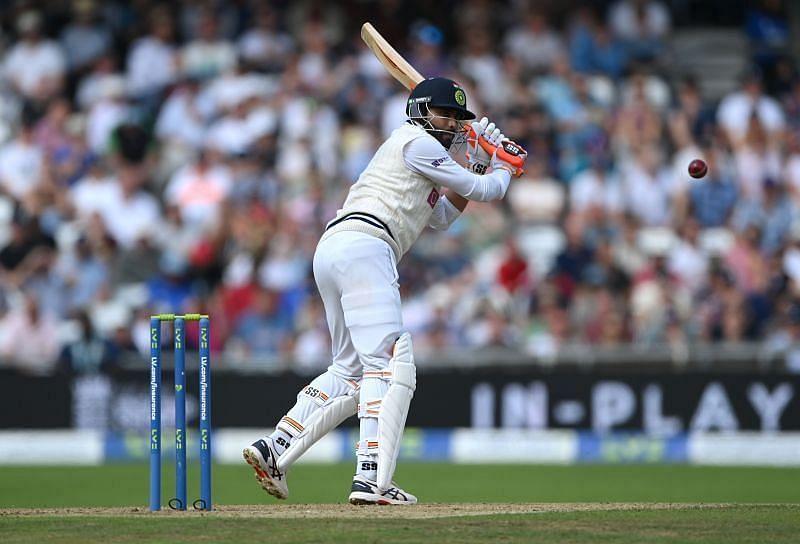 रविंद्र जडेजा को ओवल टेस्ट मैच में 5वें नंबर पर बल्लेबाजी के लिए भेजा गया