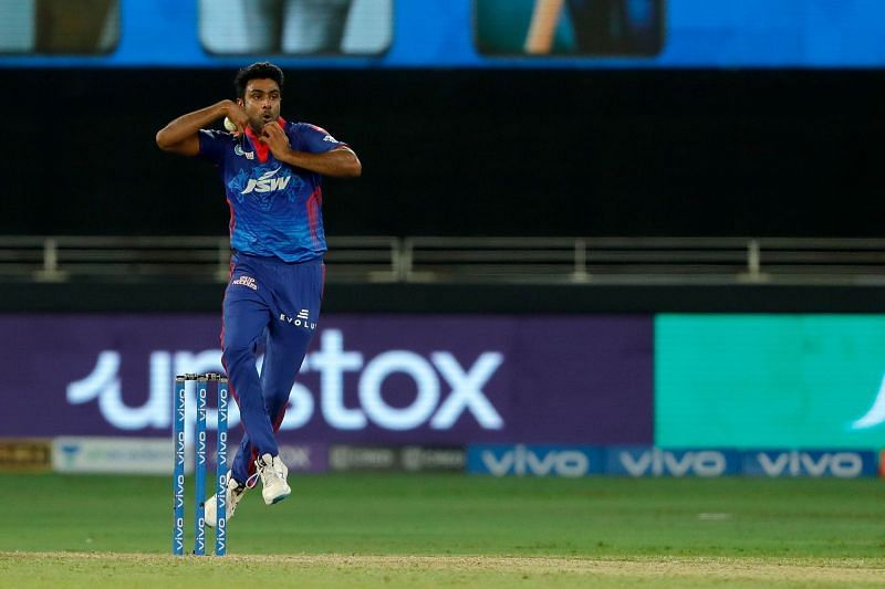 R Ashwin was not given his full quota of four overs [P/C: iplt20.com]