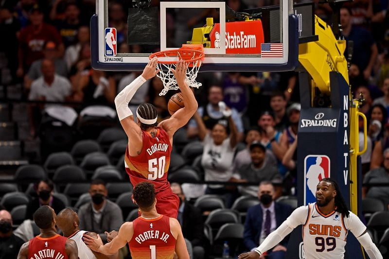 Aaron Gordon is a gifted finisher at the rim