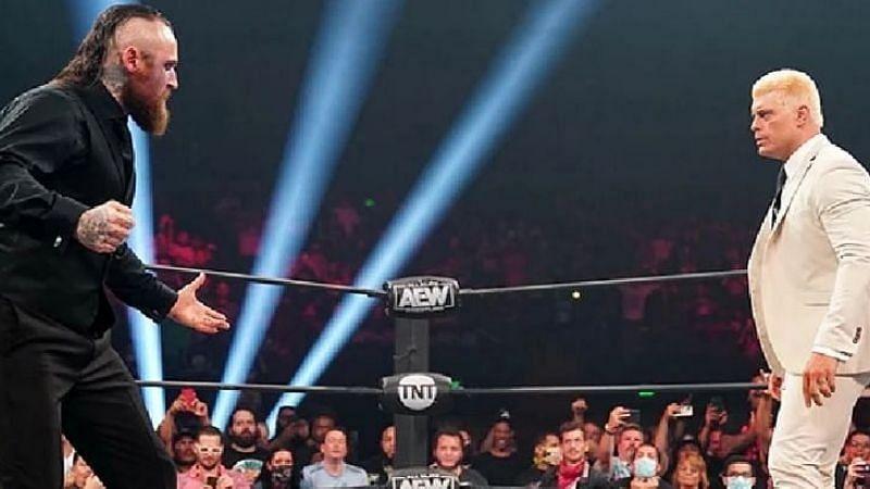 AEW Dynamite: Grand Slam में कोडी रोड्स की होगी धमाकेदार वापसी