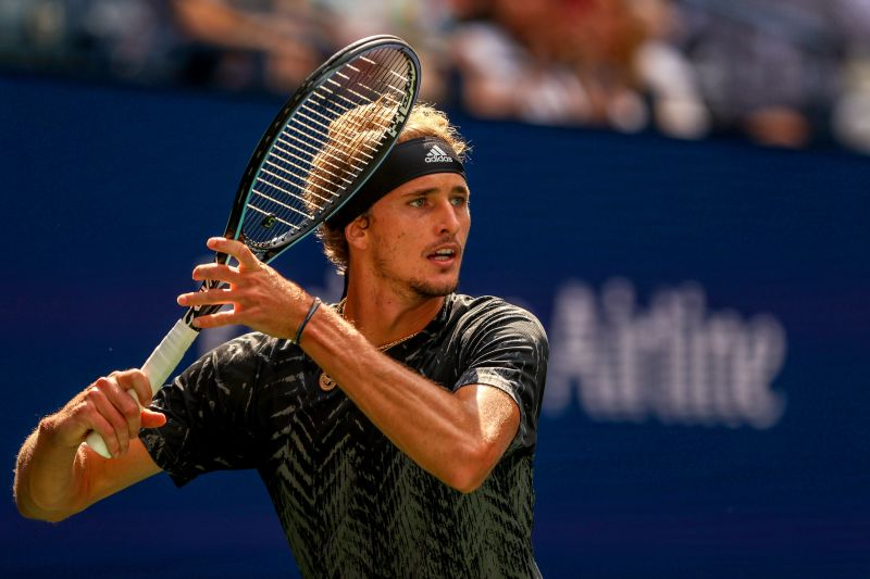 Alexander Zverev has two contrasting stories on and off court