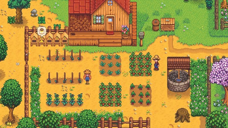 Stardew Valley has been out since 2016, so players have amassed several tips and tricks over the years. (Image via Stardew Valley)