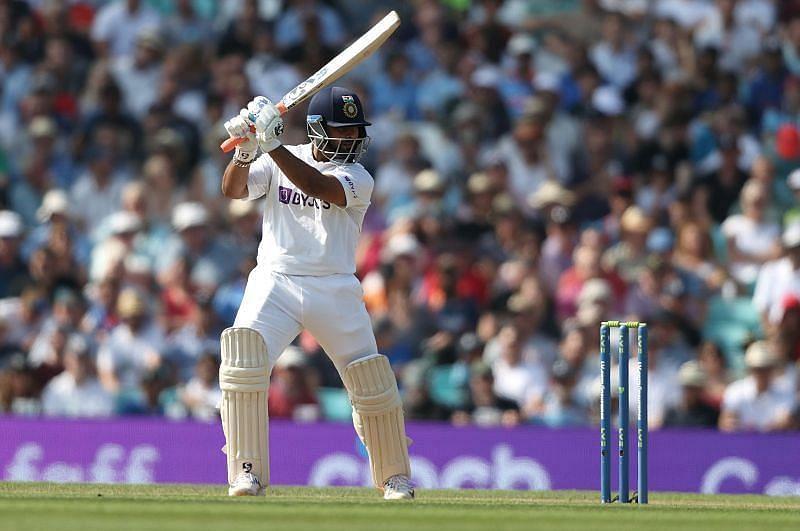 ऋषभ पंत का परफॉर्मेंस इंग्लैंड के खिलाफ टेस्ट सीरीज में उतना अच्छा नहीं रहा है