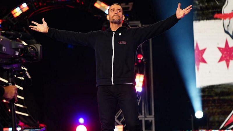 WWE दिग्गज सीएम पंक ने किया जबरदस्त ट्वीट