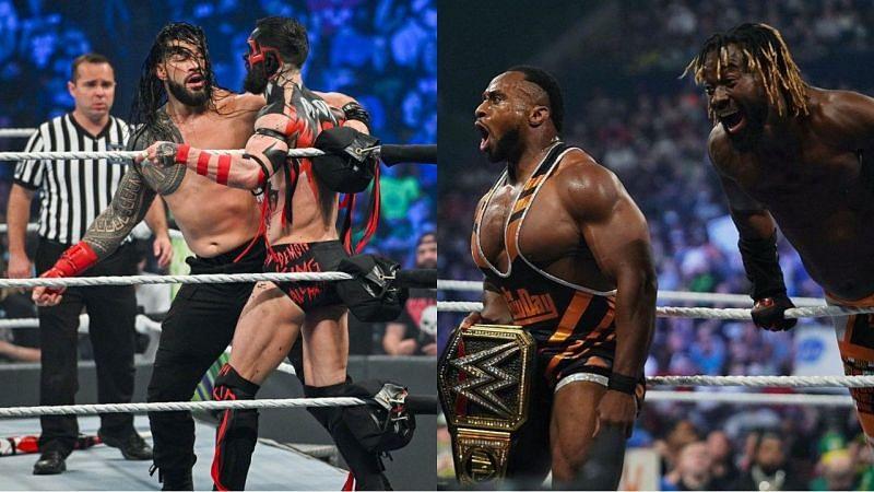 WWE Extreme Rules में कुछ रोचक चीजें देखने को मिलीं
