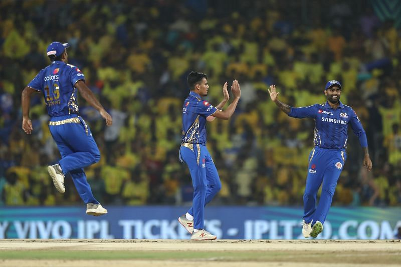 Rahul Chahar will be the key spinner for Mumbai Indians