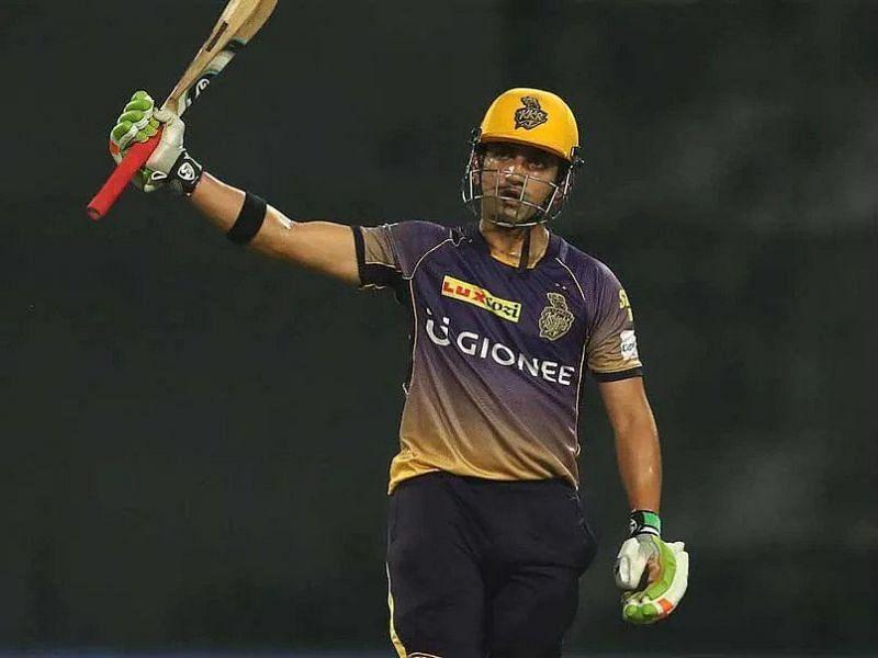 गौतम गंभीर ने बल्ले के साथ इस लीग में काफी सफलता हासिल की